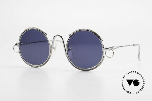 Jean Paul Gaultier 56-0176 Rihanna Piercing Sunglasses Details