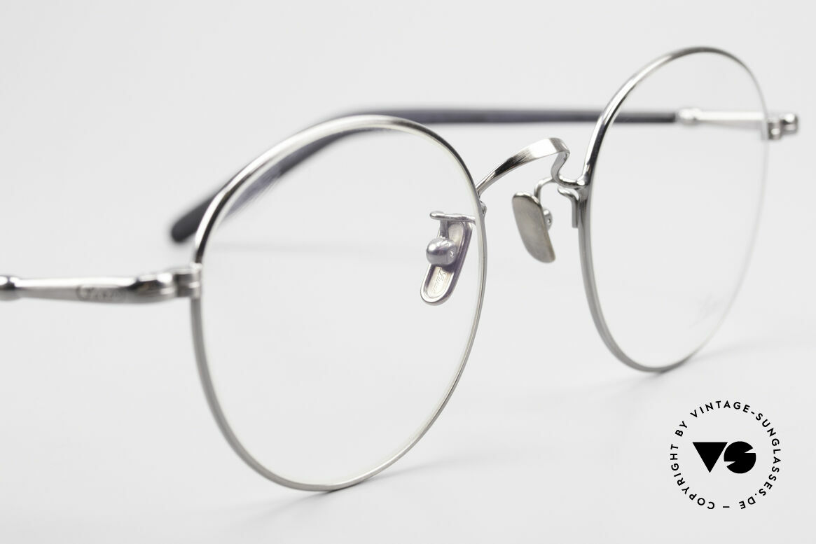 Lunor VA 111 Classy Panto Eyeglasses 2015, thus, we decided to take it into our vintage collection, Made for Men