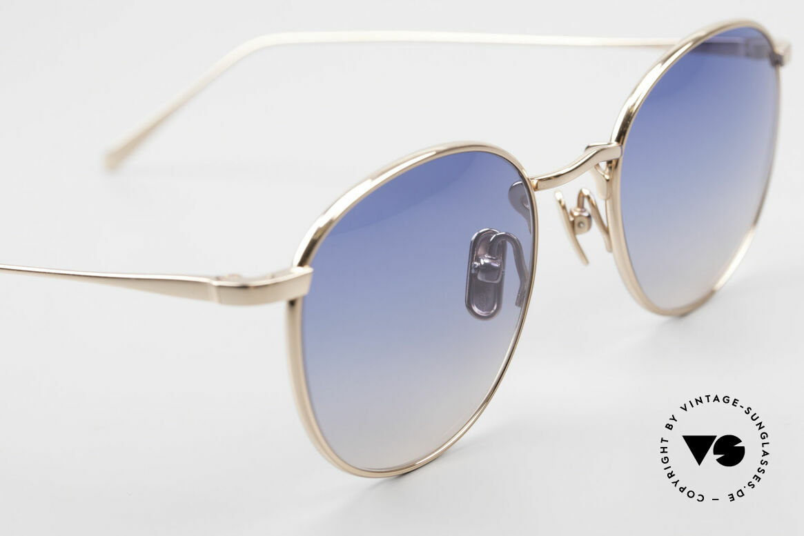 Lunor M9 Mod 01 RG Titan Sunglasses Rose Gold, thus, we decided to take it into our vintage collection, Made for Men and Women