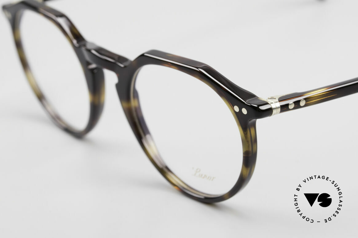 Lunor A5 237 Classic Timeless Panto Frame, A5 Model 237, col. 02, size 47-21, 146 = a true CLASSIC, Made for Men and Women