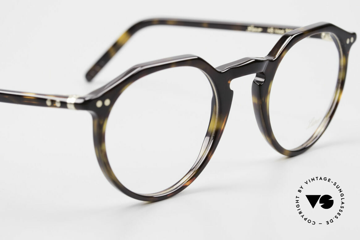 Lunor A5 237 Classic Timeless Panto Frame, unworn (like all our beautiful Lunor frames & sunglasses), Made for Men and Women