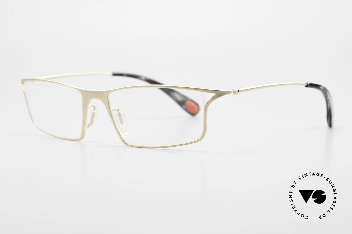 Bugatti 353 Odotype Men's Luxury Eyeglass Frame, high-tech frame & brilliant lens construction, Made for Men