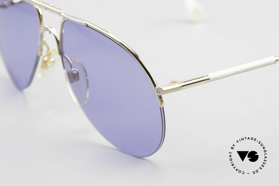 Aigner EA2 Rare 80's Vintage Sunglasses, a 'MUST-HAVE' for all VINTAGE fashion lovers (UNISEX), Made for Men and Women