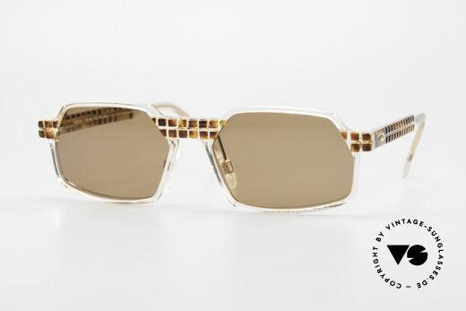 Cazal 511 Limited 90's Cazal Sunglasses Details