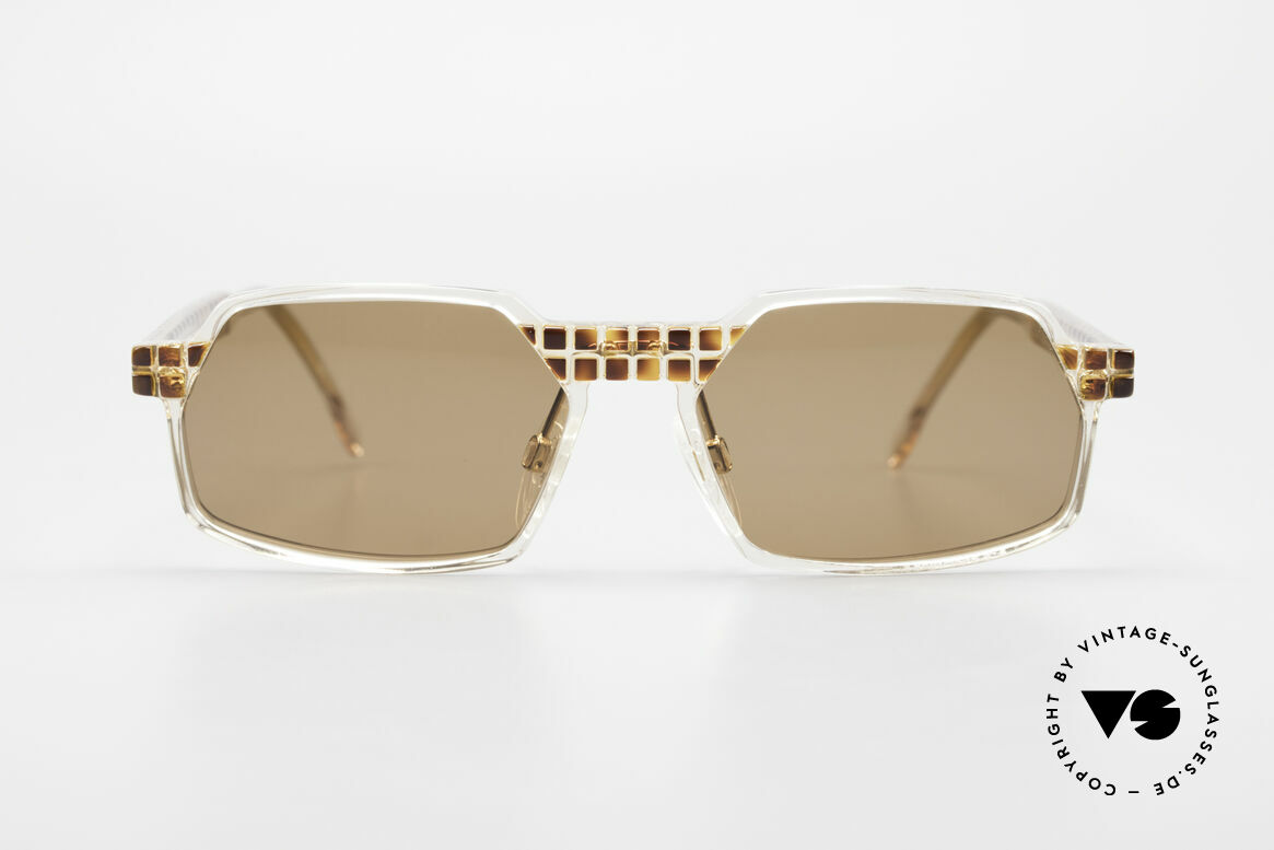 Cazal 511 Limited 90's Cazal Sunglasses, made in the 90's as limited-lot production in Germany, Made for Men and Women