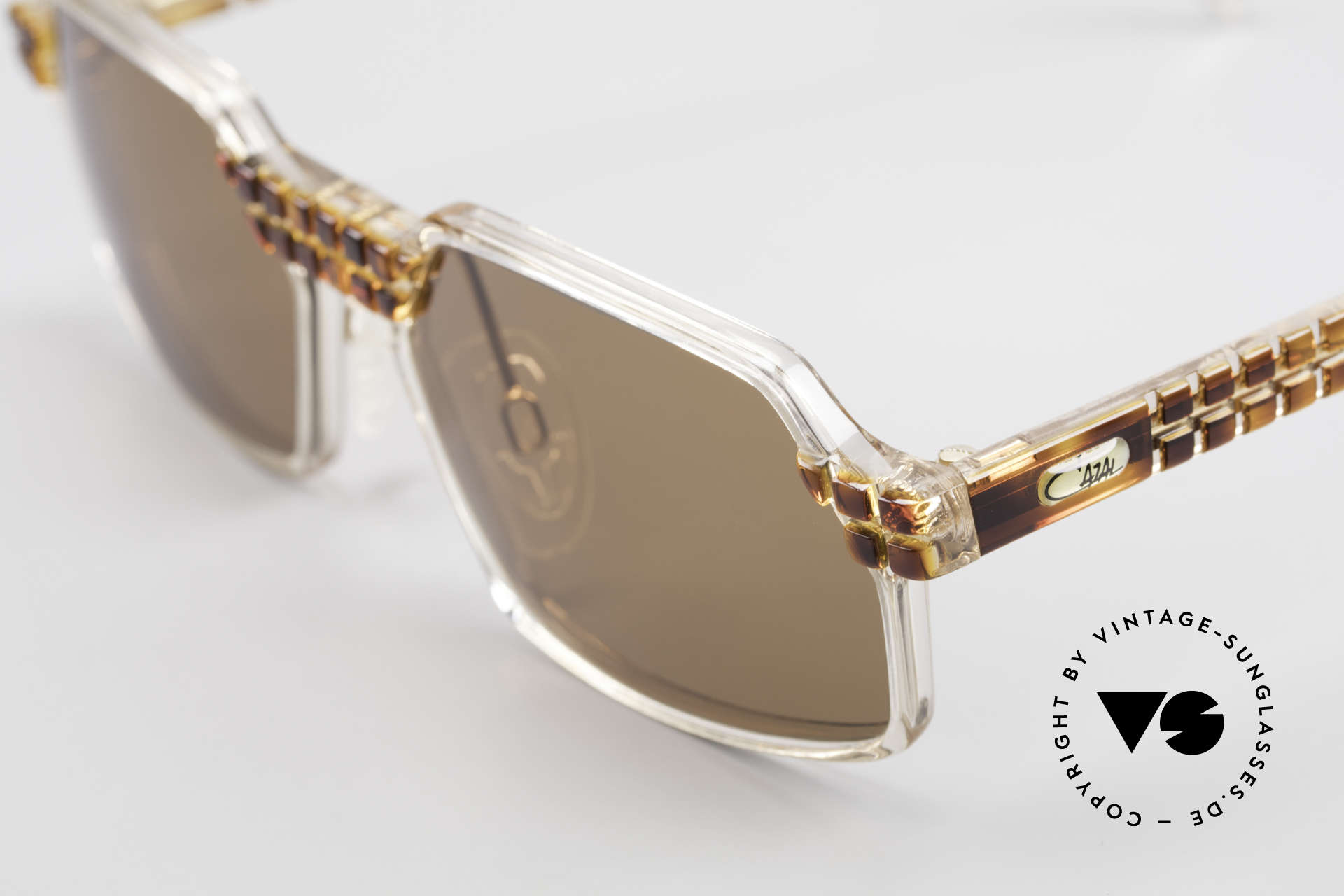 Cazal 511 Limited 90's Cazal Sunglasses, fantastic combination of shape, colors and materials, Made for Men and Women
