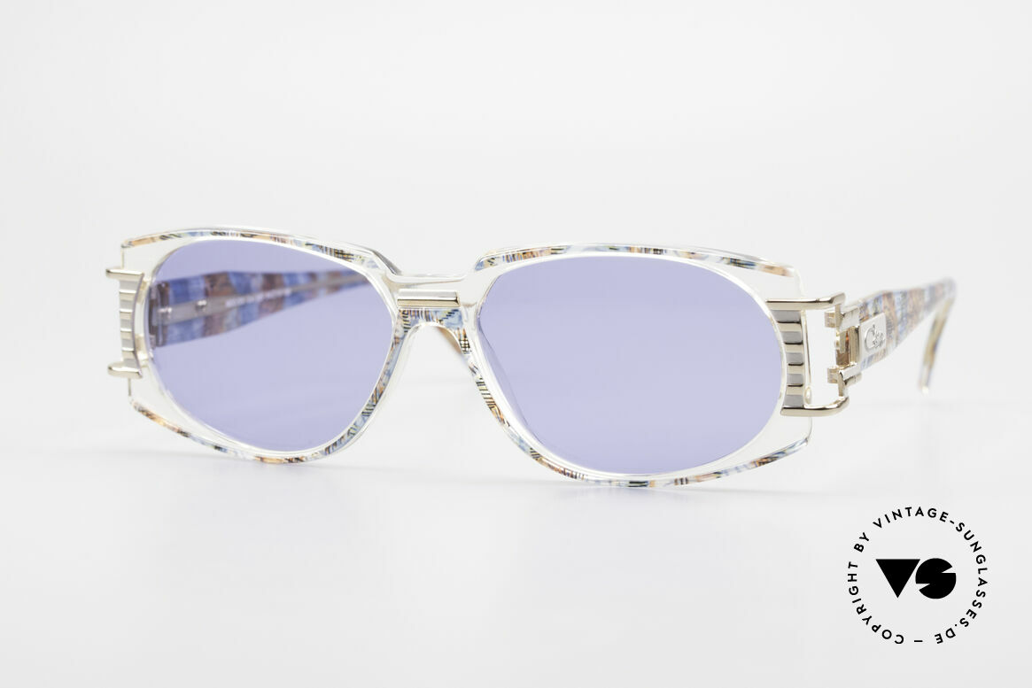 Cazal 372 Rare HipHop Vintage Shades 90s, MOD372: ultra rare Cazal vintage model from the mid 90's, Made for Men and Women