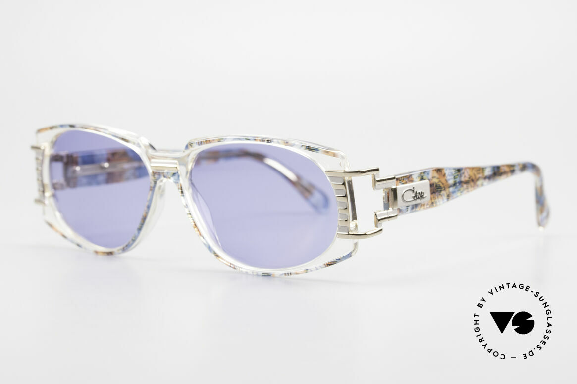 Cazal 372 Rare HipHop Vintage Shades 90s, interesting & distinctive at the same time; true eye-catcher, Made for Men and Women