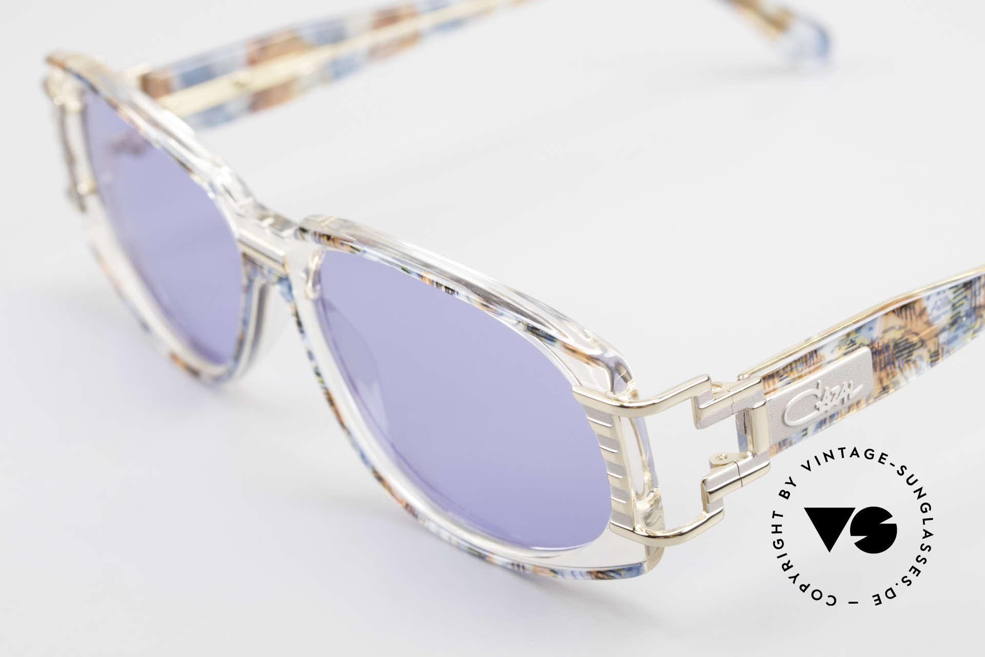 Cazal 372 Rare HipHop Vintage Shades 90s, CAZAL = part of the US hip-hop-scene in the 80's and 90's, Made for Men and Women
