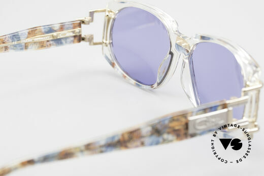 Cazal 372 Rare HipHop Vintage Shades 90s, NO RETRO SUNGLASSES, but an app. 20 years old Original, Made for Men and Women