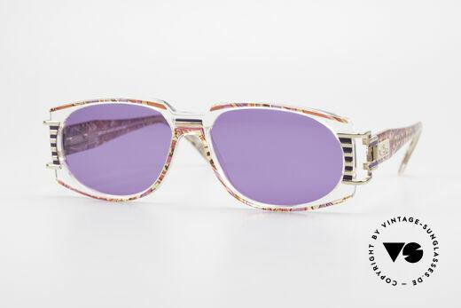 Cazal 372 Rare HipHop Sunglasses 90's Details