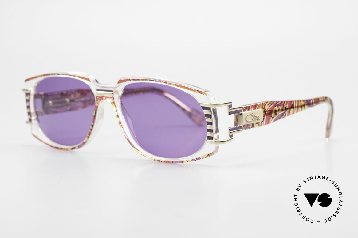 Cazal 372 Rare HipHop Sunglasses 90's, interesting & distinctive at the same time; true eye-catcher, Made for Men and Women