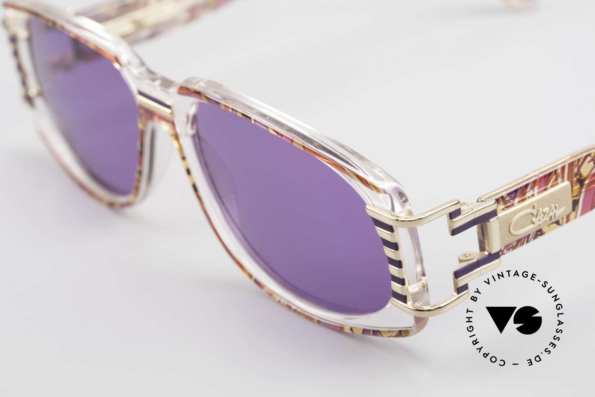 Cazal 372 Rare HipHop Sunglasses 90's, CAZAL = part of the US hip-hop-scene in the 80's and 90's, Made for Men and Women