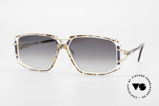 Cazal 362 Original 90's Cazal Sunglasses Details