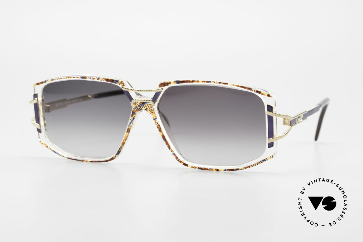 Cazal 362 Original 90's Cazal Sunglasses, adorned Cazal sunglasses from the early / mid 1990's, Made for Women