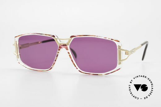 Cazal 362 90's Sunglasses Ladies Cazal Details