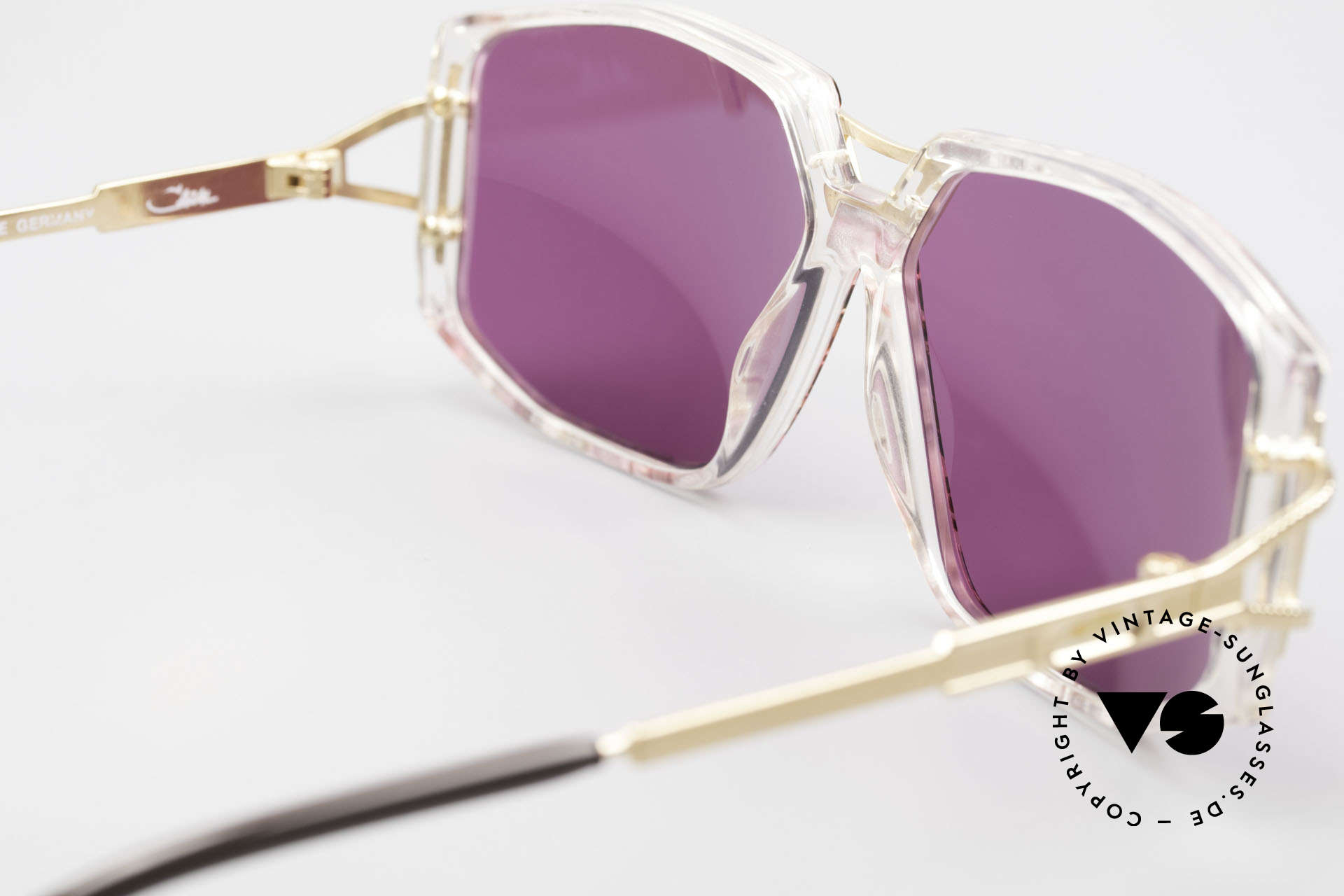 Cazal 362 90's Sunglasses Ladies Cazal, NO RETRO SHADES, but a unique 25 years old original, Made for Women