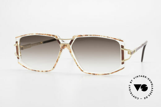 Cazal 362 Ladies Sunglasses 90's Cazal Details