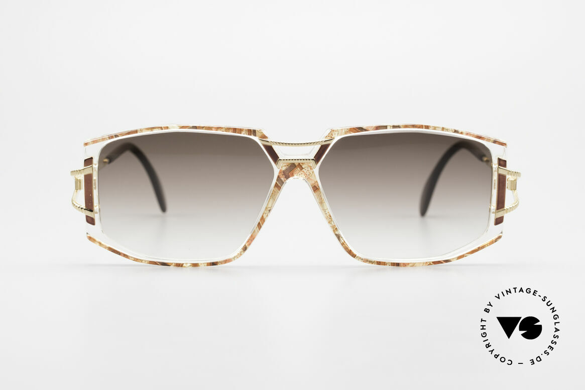Cazal 362 Ladies Sunglasses 90's Cazal, adorned Cazal sunglasses from the early / mid 1990's, Made for Women