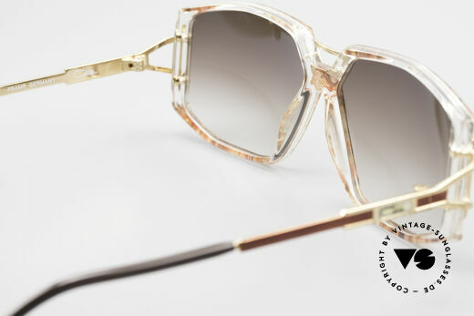 Cazal 362 Ladies Sunglasses 90's Cazal, NO RETRO SHADES, but a unique 25 years old original, Made for Women