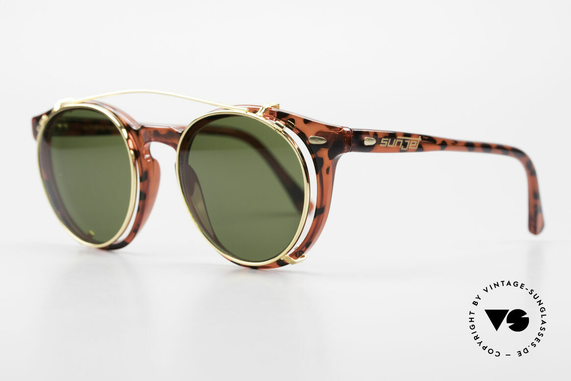 Carrera 5256 Clip Panto Frame Johnny Depp Style, inspired by the old 60's 'Tart Optical Arnel' frames, Made for Men and Women
