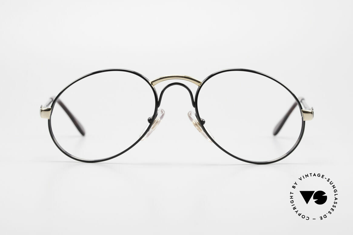 Bugatti 03326 Men's 80's Eyeglasses Clip On, Size: medium, Made for Men
