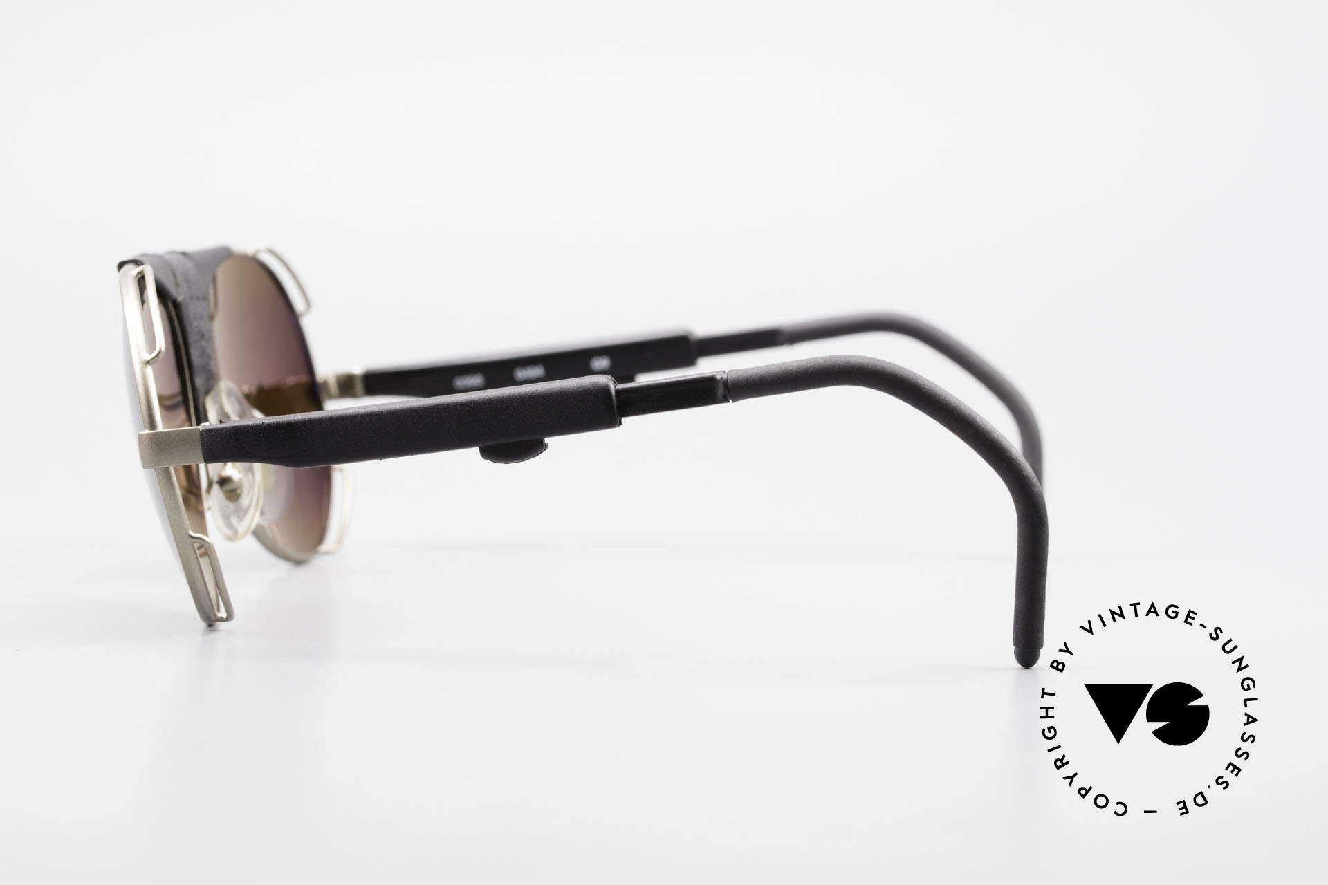 Cebe 390 Walter Cecchinel Sports Shades, never worn (like all our vintage CEBE sports sunglasses), Made for Men and Women