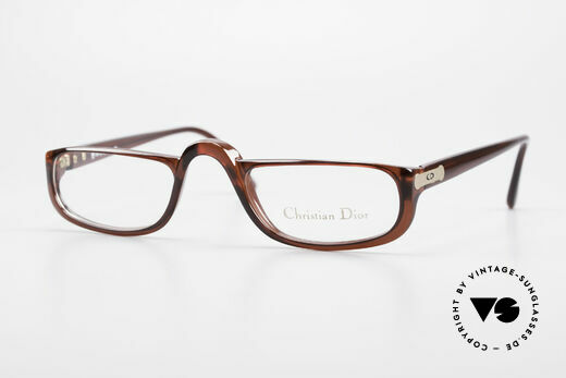 Christian Dior 2075 Reading Glasses Large Optyl Details