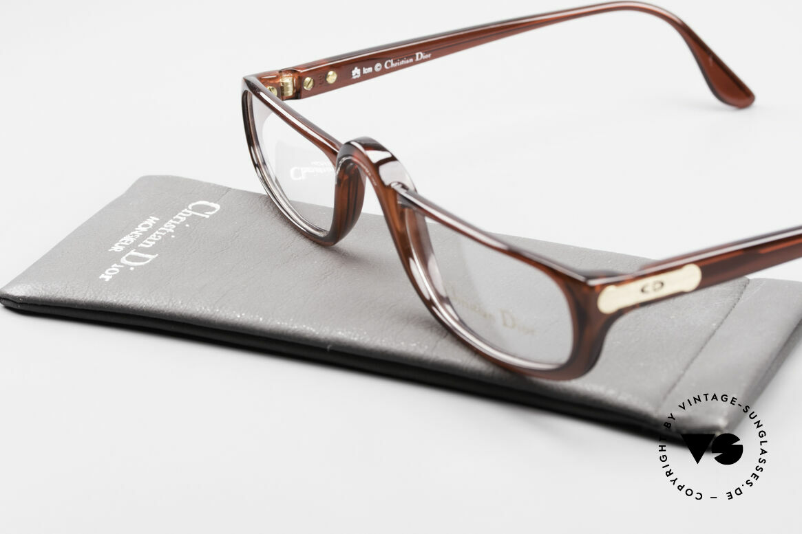 Christian Dior 2075 Reading Glasses Large Optyl, NO RETRO glasses, but a genuine old 1980's product!, Made for Men and Women