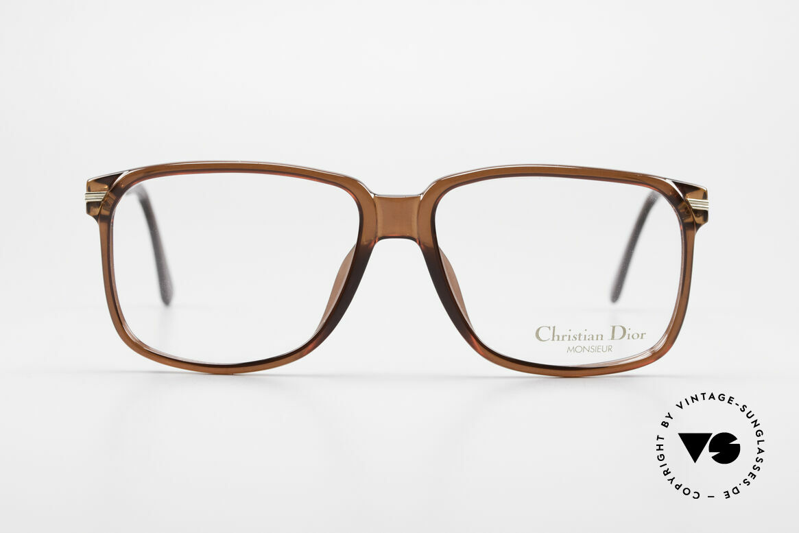 Christian Dior 2460 80's Frame Monsieur Series, elegant appearance and coloring (Monsieur S.), Made for Men