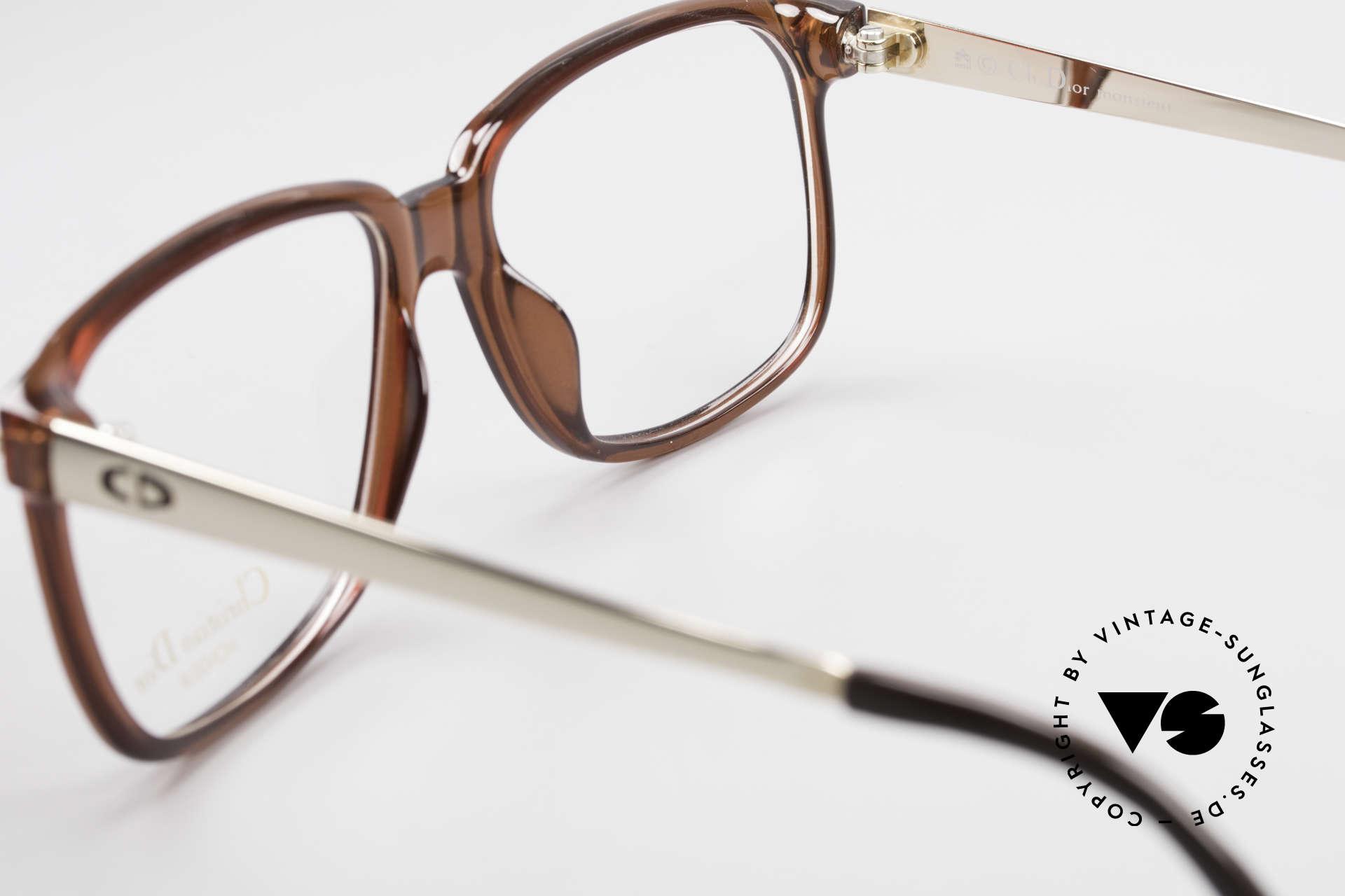 Christian Dior 2460 80's Frame Monsieur Series, NO RETRO eyeglasses, but a rare old ORIGINAL, Made for Men
