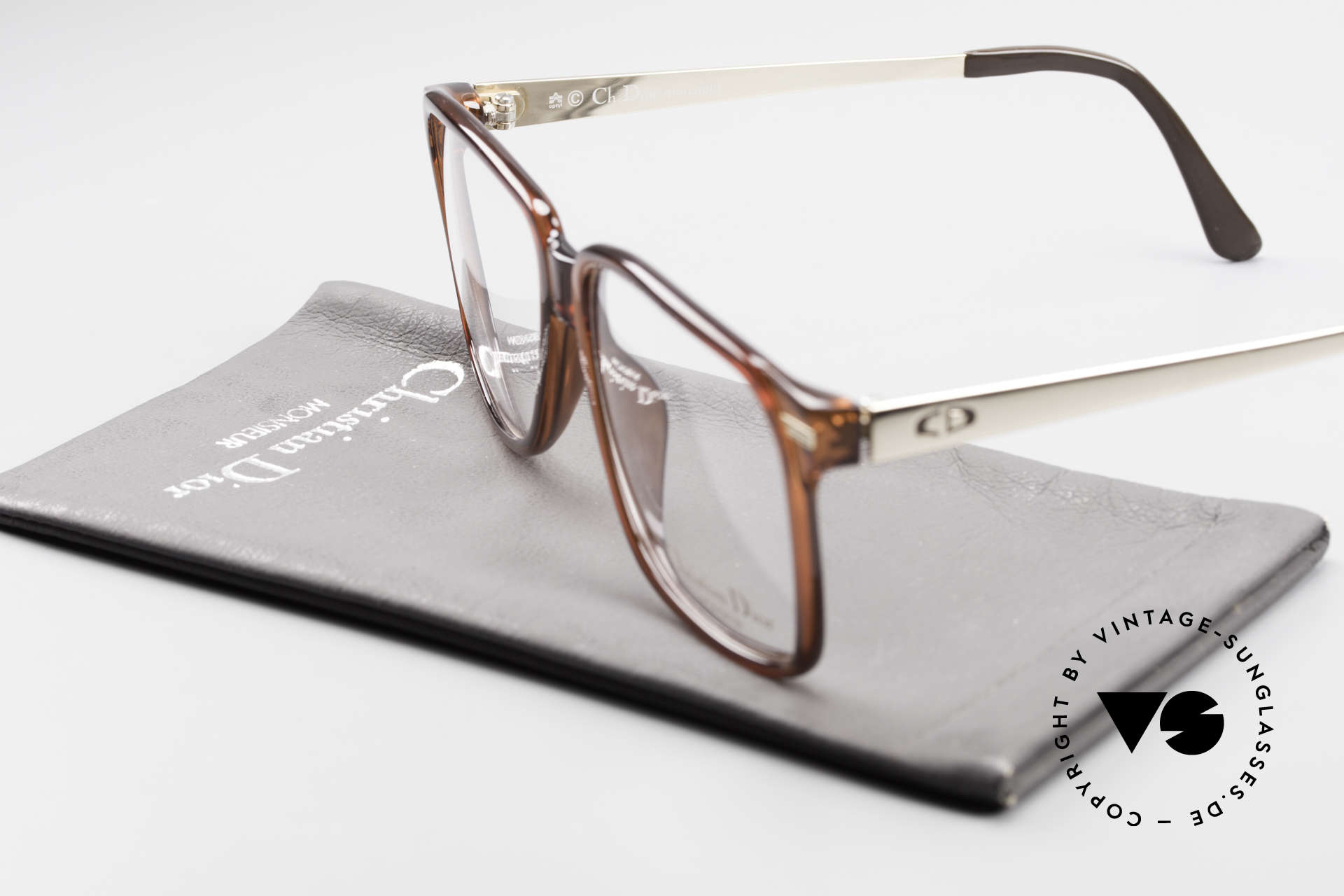 Christian Dior 2460 80's Frame Monsieur Series, Size: large, Made for Men