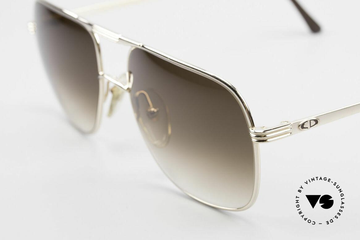 Christian Dior 2443 80's Dior Monsieur Sunglasses, original unworn (like all our vintage Dior sunglasses), Made for Men