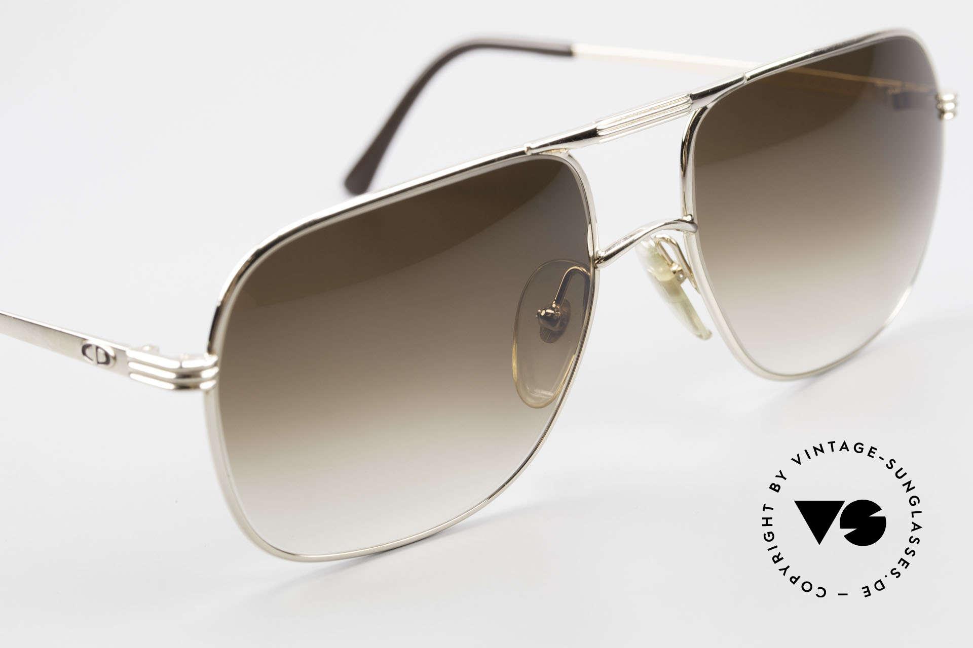 Christian Dior 2443 80's Dior Monsieur Sunglasses, NO RETRO shades, but a true old original from 1988, Made for Men