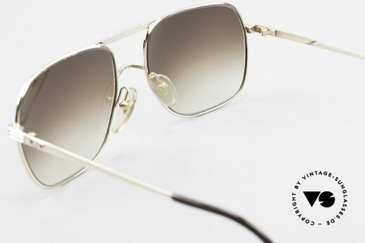 Christian Dior 2443 80's Dior Monsieur Sunglasses, the sun lenses (100% UV) can be replaced optionally, Made for Men