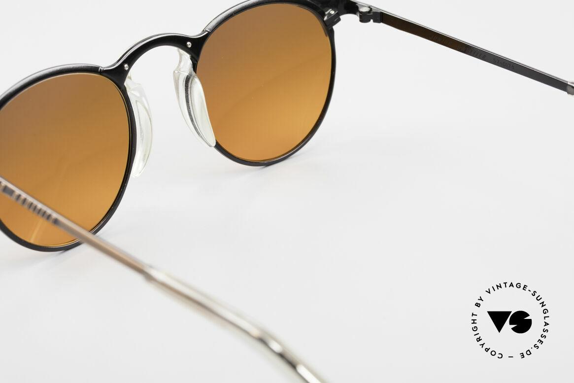 Jean Paul Gaultier 57-0174 90's JPG Panto Sunglasses, Size: medium, Made for Men