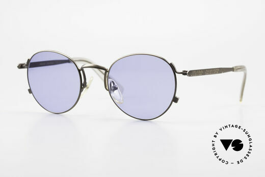 Jean Paul Gaultier 57-1171 90's Designer Sunglasses JPG Details