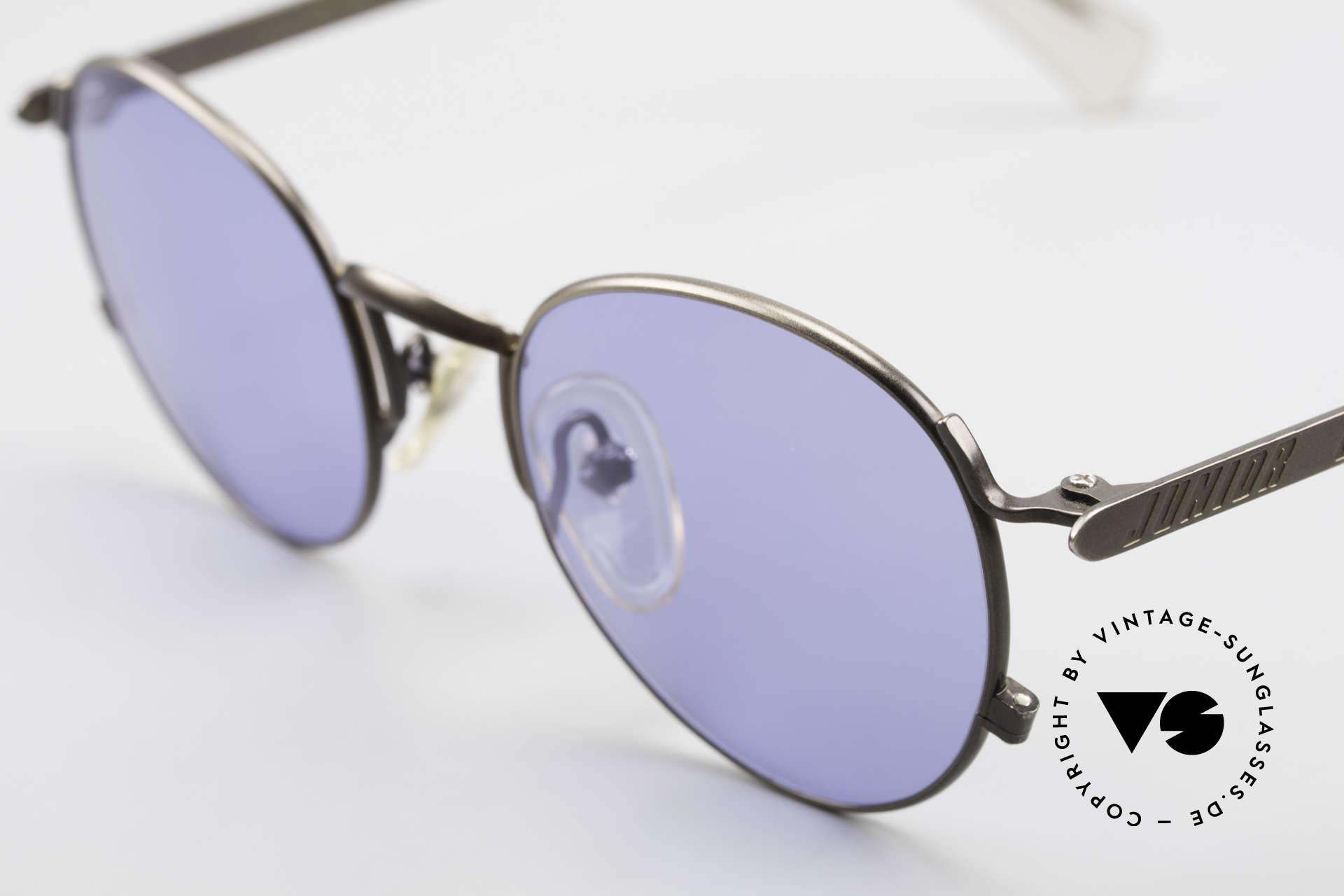 Jean Paul Gaultier 57-1171 90's Designer Sunglasses JPG, NO RETRO FASHION, but an original from 1995/96, Made for Men and Women