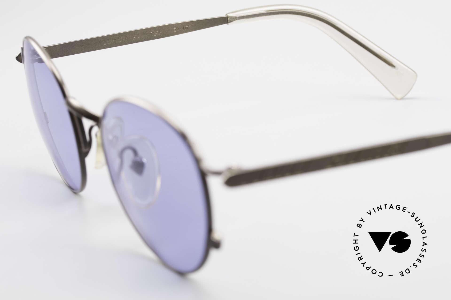 Jean Paul Gaultier 57-1171 90's Designer Sunglasses JPG, Size: medium, Made for Men and Women