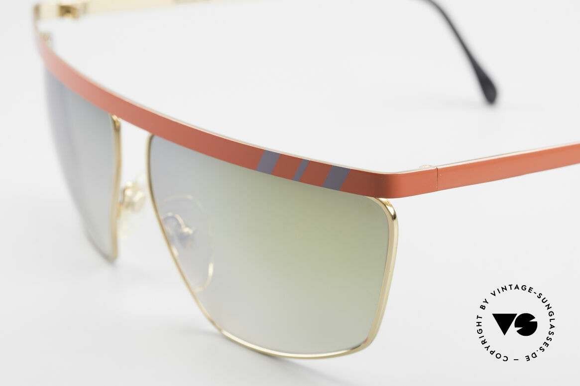 Casanova CN7 Luxury Sunglasses Mirrored, unworn (like all our rare sunglasses from the 80's), Made for Men and Women