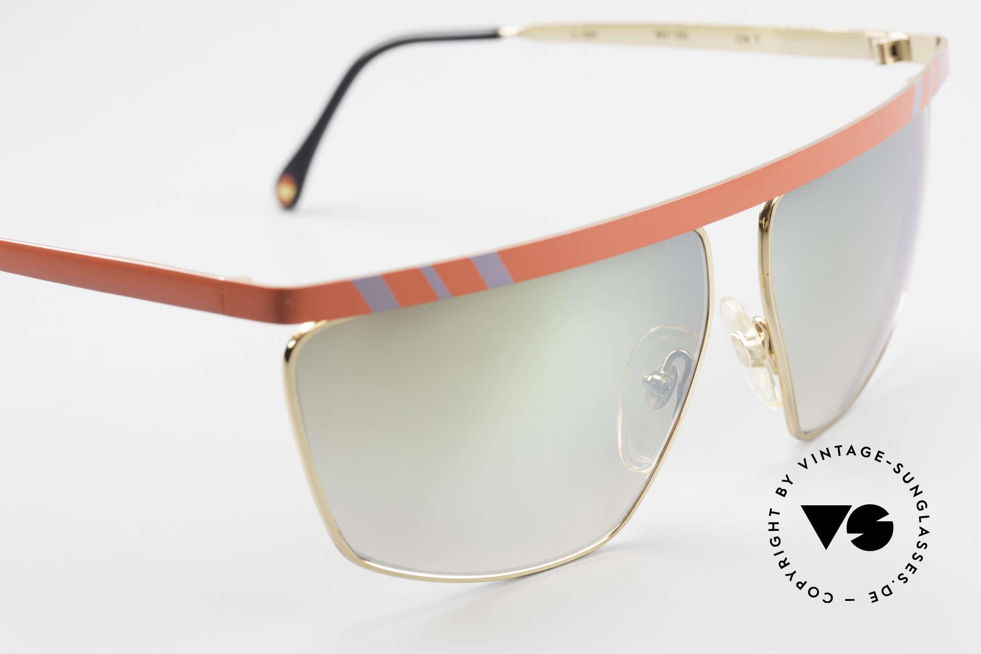 Casanova CN7 Luxury Sunglasses Mirrored, NO RETRO sunglasses, but a true vintage ORIGINAL, Made for Men and Women
