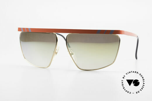 Casanova CN7 Luxury Sunglasses Mirrored Details