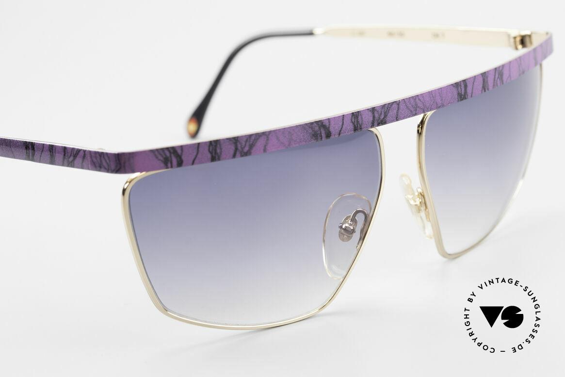 Casanova CN7 Gold-Plated Luxury Sunglasses, NO RETRO sunglasses, but a true vintage ORIGINAL, Made for Men and Women