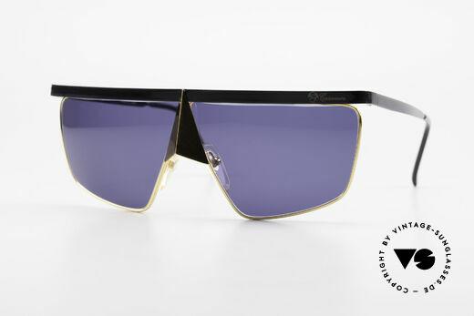 Casanova FC10 24kt Noseguard Sunglasses Details