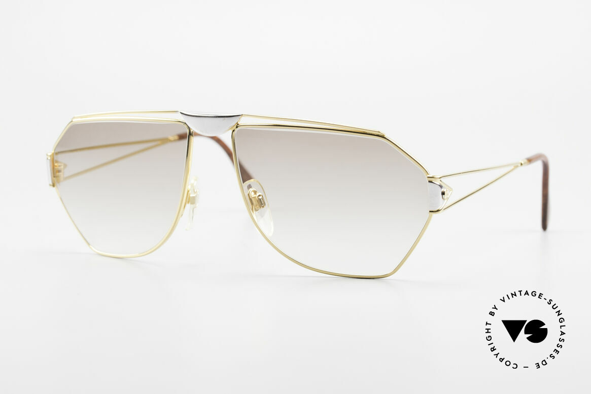 St. Moritz 403 Luxury Jupiter Sunglasses 80s, sensational St. Moritz vintage sunglasses of the 1980's, Made for Men