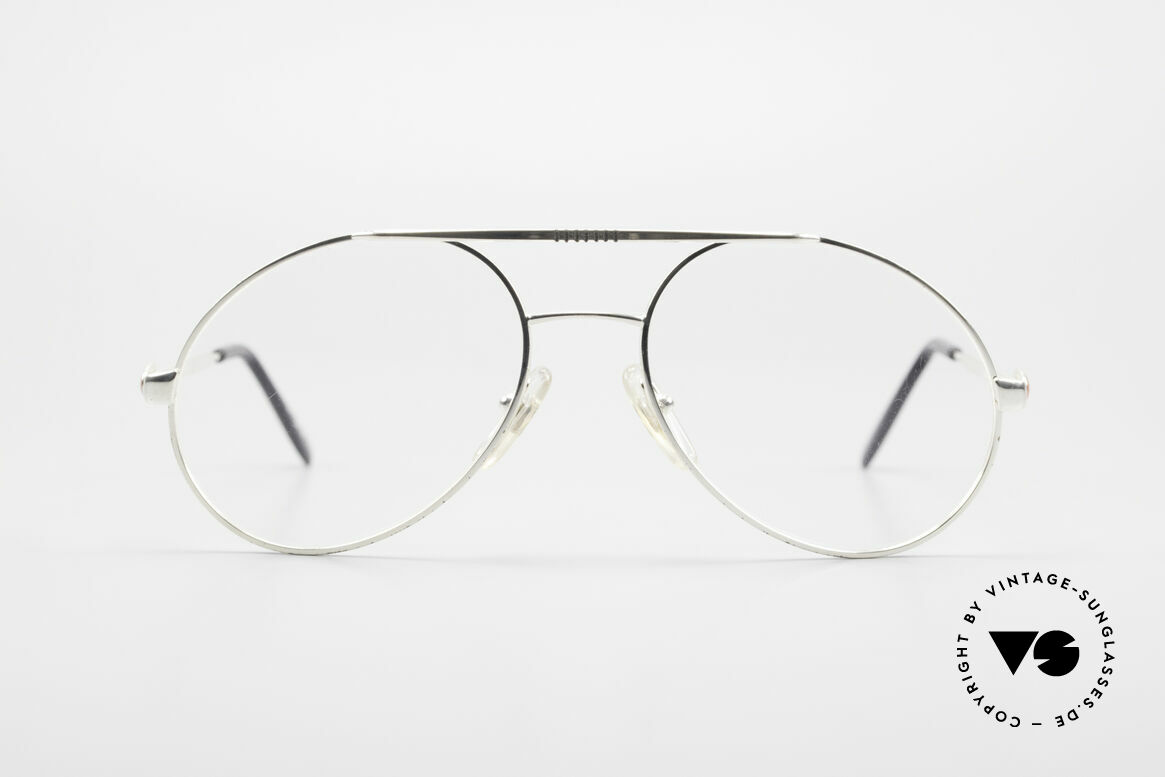 Bugatti 65996 Vintage Frame With Clip On, NO RETRO sunglasses; an ORIGINAL from 1986, Made for Men