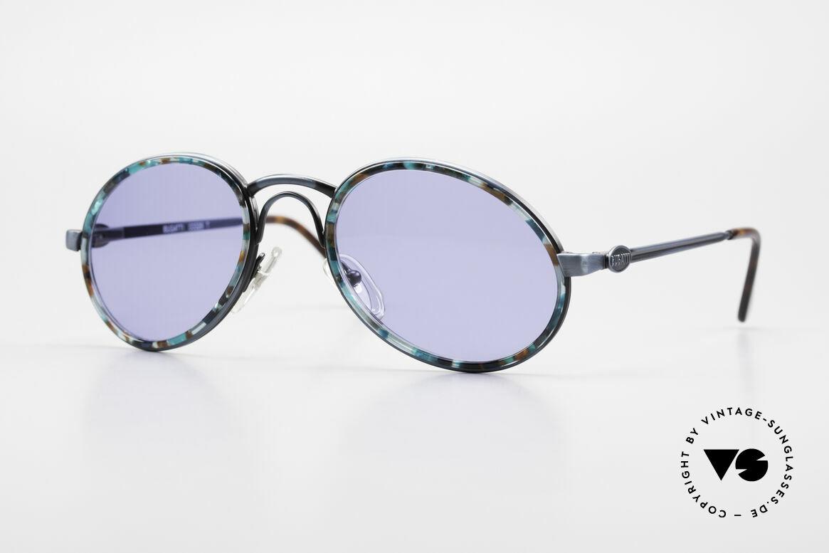 Bugatti 03328T 80's Bugatti Men's Sunglasses, remarkable Bugatti vintage 80's designer sunglasses, Made for Men