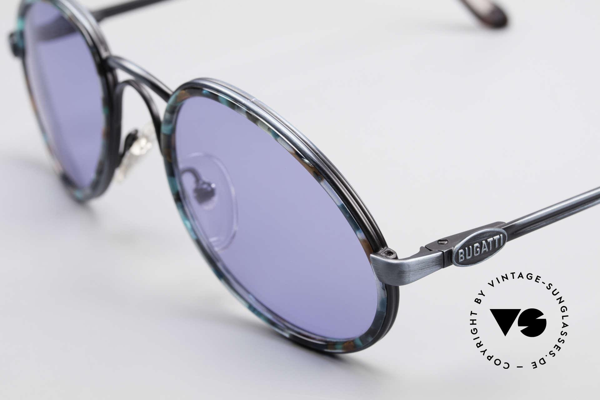 Bugatti 03328T 80's Bugatti Men's Sunglasses, unworn  (like all our RARE VINTAGE Bugatti eyewear), Made for Men