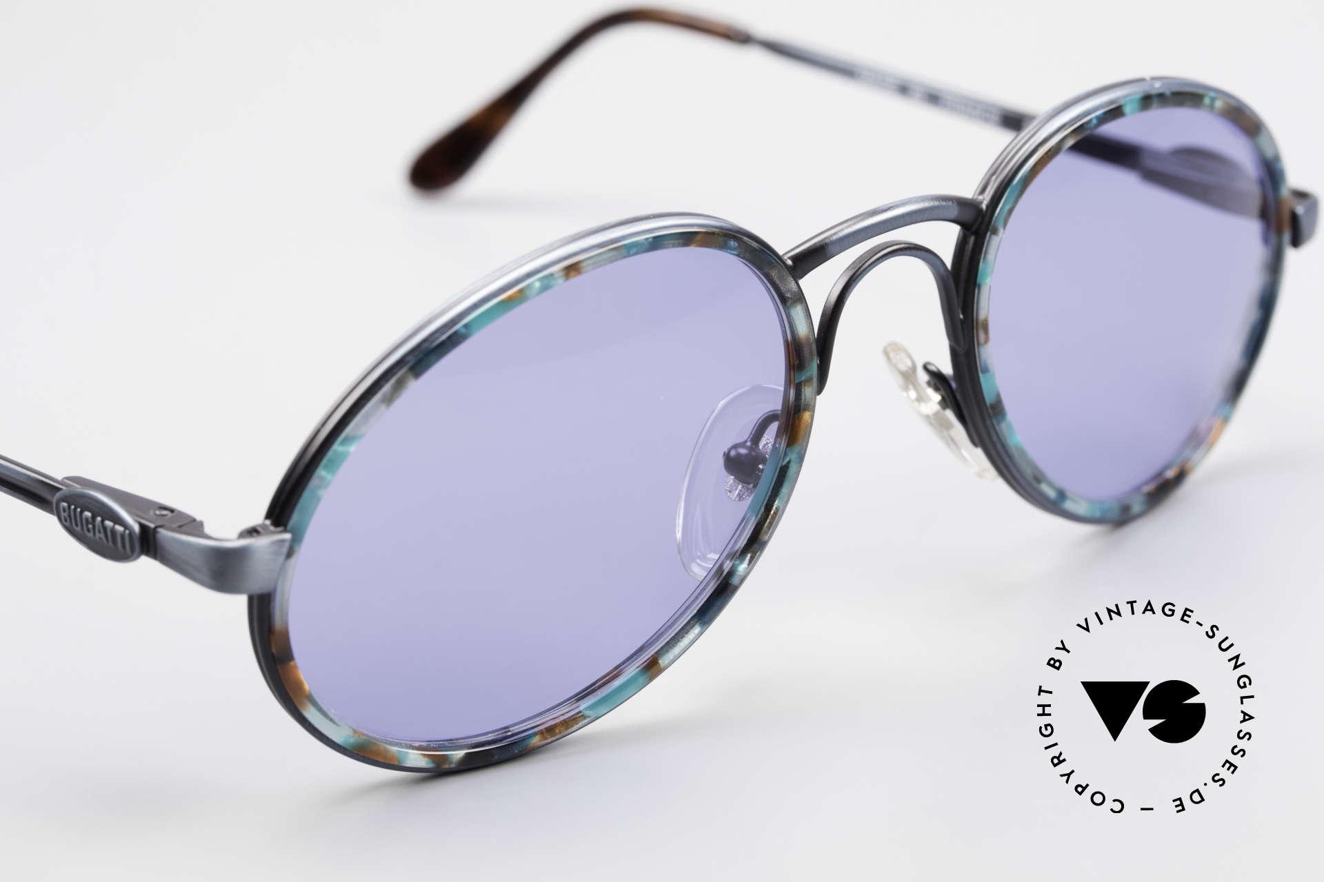 Bugatti 03328T 80's Bugatti Men's Sunglasses, NO RETRO shades, but a 35 years old Bugatti original!, Made for Men