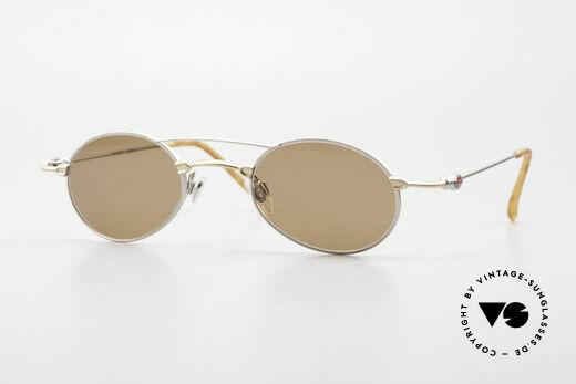 Bugatti 10868 Luxury Vintage Sunglasses 90s Details